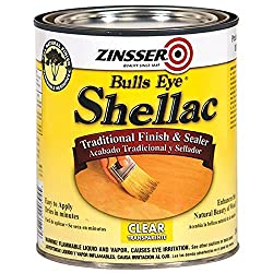 shellac bleed through, stop tannin, stop bleed through, cover up water stains on furniture, zinger shellac sealer