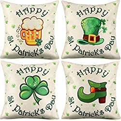 Shamrock Pill Case Covers