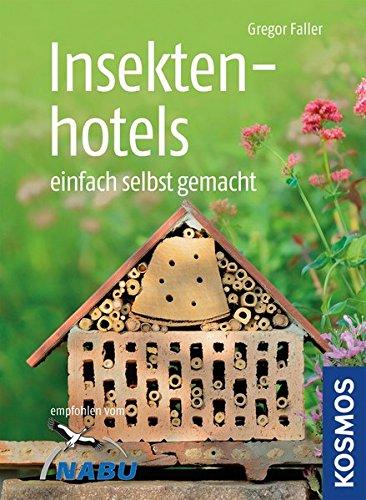 Insektenhotels: bauen und beobachten