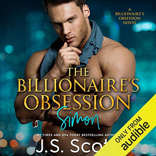 The Billionaire's Obsession ~ Simon audiobook cover art