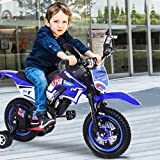 Kid Bike 2021 Newly Kids' Bikes, 12In Children's Bicycle Boy Girl Freestyle Bicycle with Training Wheels Kids Bike Kids Bike BMX Freestyle 2 Hand Brakes Bicycles【US Stock】