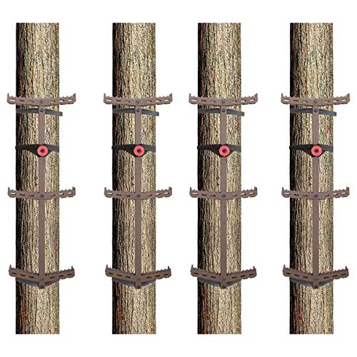 Big Dog Hunting ADTS-400 Advanced Take-Down Treestands Timber Step, 31