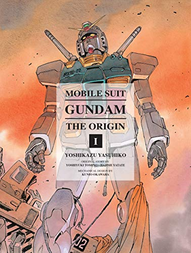 Mobile Suit Gundam: The Origin 1: Activation