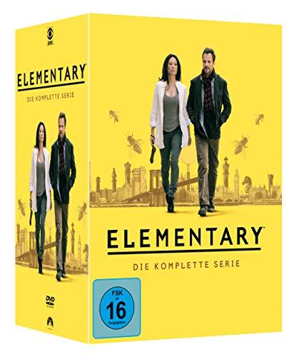 Elementary - Die komplette Serie (exklusiv bei Amazon.de) [Alemania] [DVD] [Alemania]