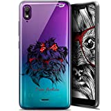 Ultra-Slim Case for 5.93 Inch Wiko View 2 Go with Fashion