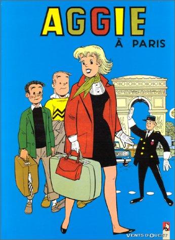 Aggie - Tome 04: Aggie à Paris