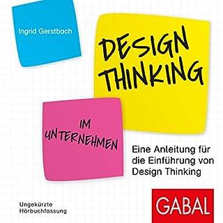 Design Thinking im Unternehmen Titelbild