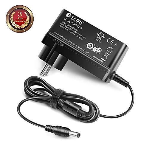 TAIFU 12 V 3,5 A Netzteil AC Adapter Ladegerät für AVM Fritzbox 7530 6590 7580 7582 7590 7490 7390 7170 7490 4040 7430 3490 6490 6890 4020 7560 WiFi Router, AVM 20002839 WLAN AC WLAN
