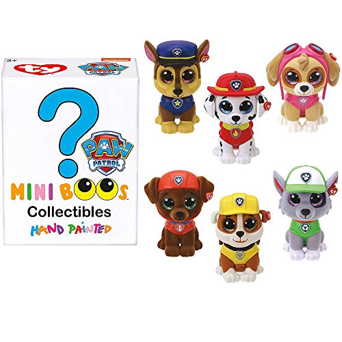 EVEREST-Just Released New Mystery Chaser MINI PAW PATROL COLLECTIBLE 1st on