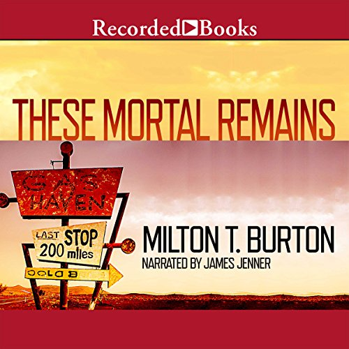 These Mortal Remains audiobook cover art
