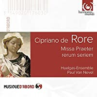 Rore: Missa Praeter rerum seriem, Motets & Madrigals by Huelgas-Ensemble