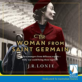 The Woman from Saint Germain                   By:                                                                                                                                 J R. Lonie                               Narrated by:                                                                                                                                 Laurel Lefkow                      Length: 12 hrs and 25 mins     Not rated yet     Overall 0.0
