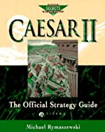 Caesar II - The Official Strategy Guide de Michael Rymaszewski