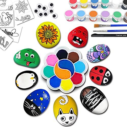 Bingo Castle Rock Painting Kit, Arts and...