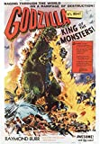 Godzilla King of The Monsters 1956 – Filmposter – Beste