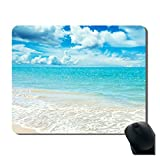 island mouse pad - Sunny day Mouse Pad, Mousepad (Beaches Mouse Pad)