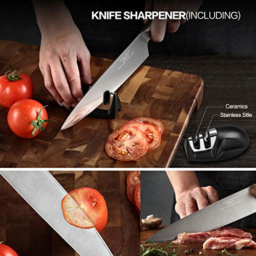 Aroma House Professional 8-Inch Kitchen Knife