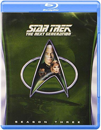 Star Trek: The Next Generation: Season 3 [Blu-ray]