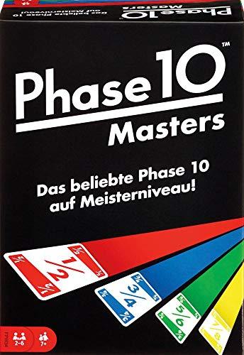 Unbekannt Phase 10 Plus Kartenspiel