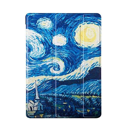 HHF Pad Accesorios para Samsung Galaxy Tab S4 10.5 2018 SM-T830 / T835, Tableta de lápiz Caja Protectora de la Piel para la pestaña Galaxy 10.5 (Color : XK)