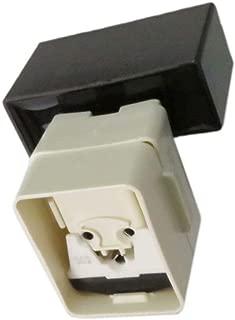 Brand New W10613606 Refrigerator Relay Overload Start Capacitor For Whirlpool KitchenAid Kenmore fridges