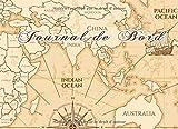 Journal de bord: Livre de bord bateau | Carnet de navigation des marins pour le suivi de la navigation et la sécurité du navire | Cadeau idéal pour ... bateaux | 20,96 x 15,24 cm 150 pages Français