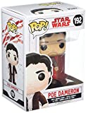 Funko 14747 POP Bobble: Star Wars: E8 TLJ: Poe Dameron