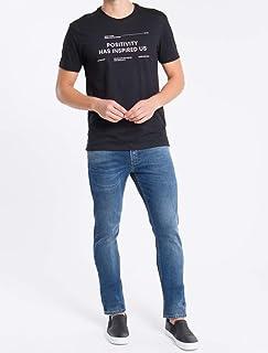 Camiseta Positive, Calvin Klein, Masculino