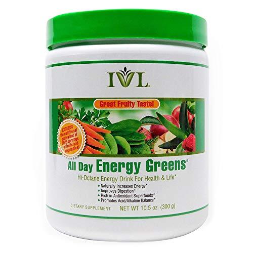 All Day Healthy Energy Greens Powder