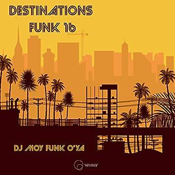 Destinations Funk 16