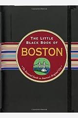 Little Black Book of Boston (Travel Guide) Spiral-bound