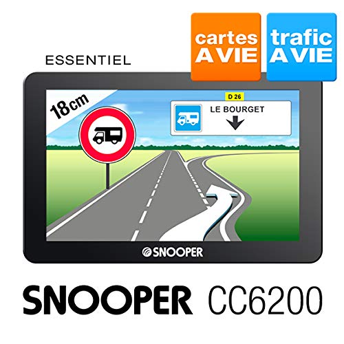Photo de snooper-cc6200-7-pouces
