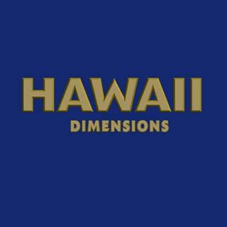 HAWAII DIMENSIONS (Kindle Tablet Edition)