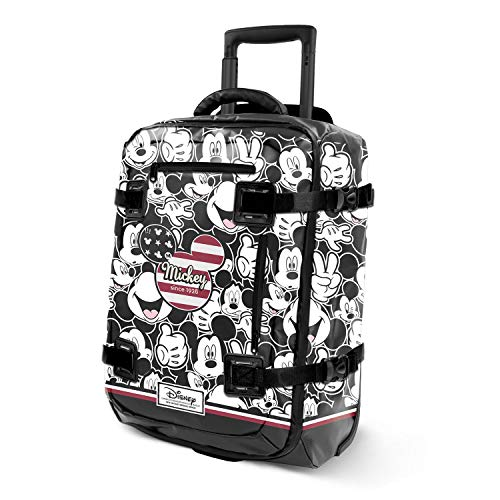 Mickey Mouse U.S.A.-TPU Suitcase/Backpack