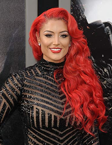 Posterazzi Poster Print Eva Marie At Arrivals For San Andreas Premiere Tcl Chinese 6 Theatres (Formerly Grauman'S) Los Angeles Ca May 26 2015. Photo By Dee CerconeEverett Collection Celebrity (8 x 10)