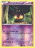 Pokemon - Pumpkaboo (56/146) - XY - Reverse Holo