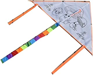 XQDSP DIY Kites Children Make Their Own Kites from Hand-Painted Ultimate Slime Kit