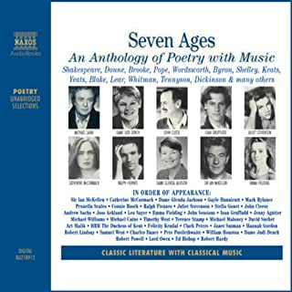 Seven Ages audiobook cover art