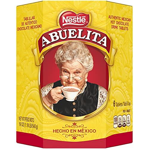 Nestlé ABUELITA Hot Chocolate Drink Tablets