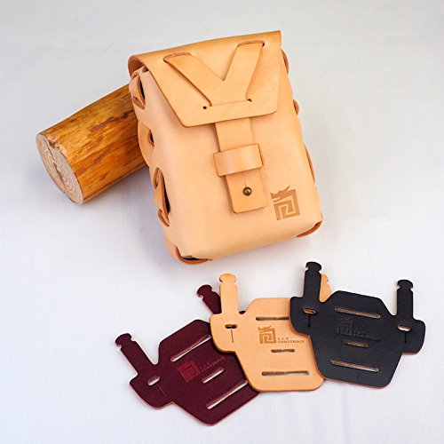 New L+T construct Statement Waist Bag with with Brompton Chair Mount Pad – Handmade by Full Grain ...