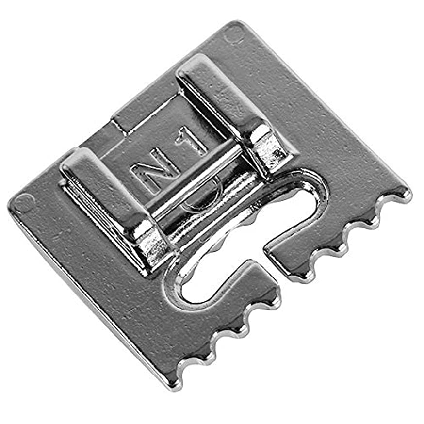 DREAMSTITCH 202093002 Snap On Pintucking Presser Foot (Wide) for Janome,Elna Sewing Machine ALT : 202093208-202093002