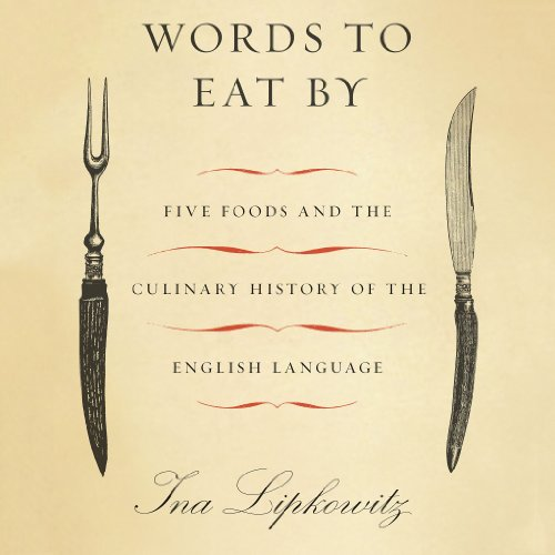 Words to Eat By audiobook cover art