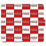TONE m17 ケース [デザイン:L.ブロック(赤)/マグネットハンドあり] Coca-Cola コカ コーラ トーン m17 手帳型 スマホケース スマホカバー 手帳 携帯 カバー