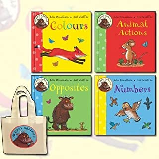 Best gruffalo book set bag Reviews