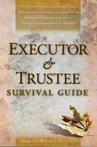 Executor Trustee Survival Guide product image
