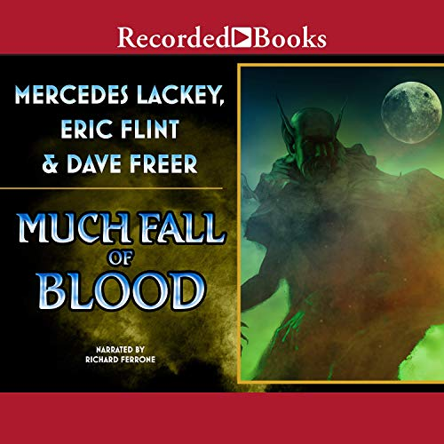Much Fall of Blood cover art