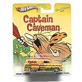 Hot Wheels '64 GMC Panel Captain Caveman / Hanna-Barbera 2013 Pop Culture Series 1:64 Scale Die-Cast Vehicle