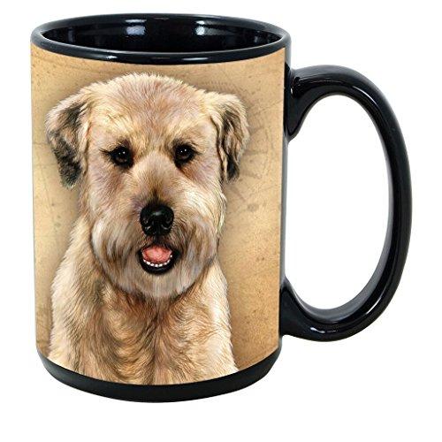 Imprints Plus Dog Breeds (R-Z) Paquete de taza de café de 15 onzas con K-Nine Cash no negociable