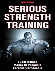 serious strength training, best fitness book, best strength training book, tudor bompa, di pasquale, lorenzo cornacchia