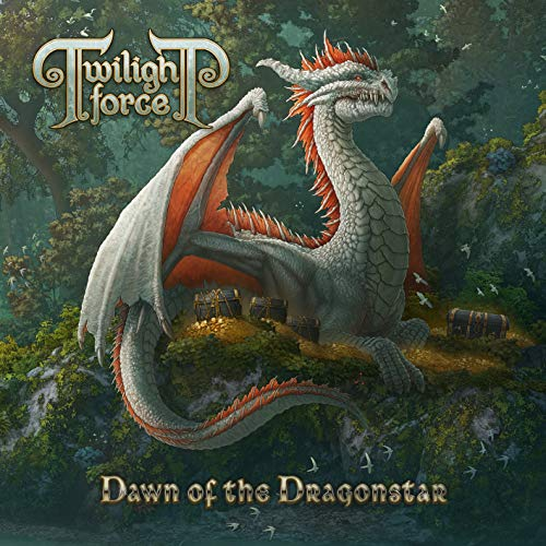 Dawn Of The Dragonstar (Digibook)